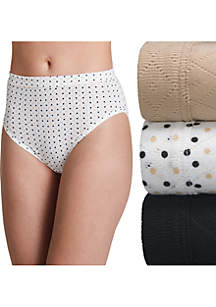 Elance Breathable Hipster Panty
