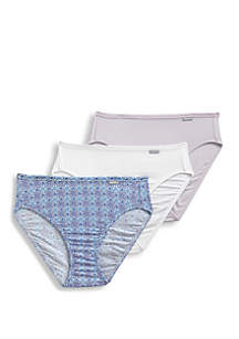 Jockey® 3 Pack Supersoft French Cut Briefs - 2071