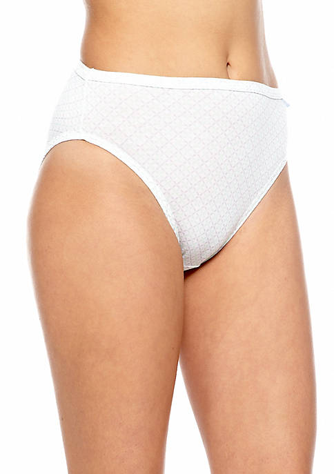 Jockey® 3 Pack Elance Supersoft French Cut Brief