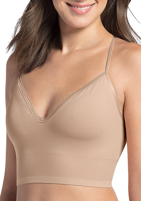 Jockey® Natural Beauty Microfiber Removable Cup Bralette
