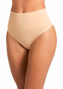 Slimmers Seamfree High-Waist Thong- 4197