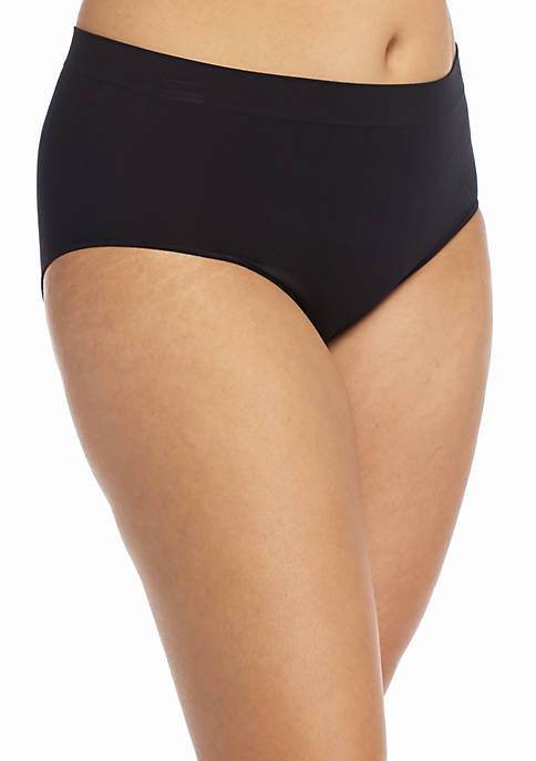Plus Size Seamless Hipster - 19P41X