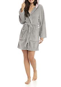 Cat Hooded Robe