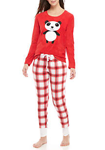PJ Couture Cuddly Critters Pajama Set