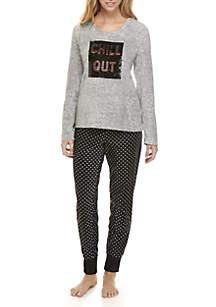 2-Piece Chill Out Pajama Set