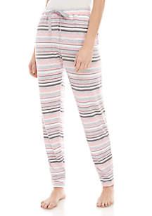 PJ Couture Striped Pajama Pants