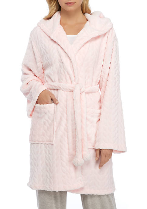 Age Group Snow Dreams Short Robe
