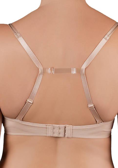 Fashion Forms Clear Bra Strap Converter
