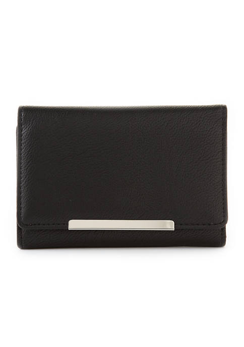 New Directions® Better Than Leather Mini Wallet