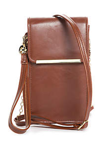 6797b46b6579 New Directions® Better Than Leather Mini Wallet · New Directions® Phone  Mate Crossbody