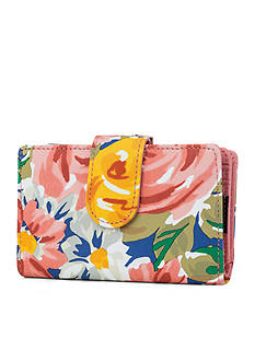 New Directions® Warm Sun Floral S&P Indexer With RFID