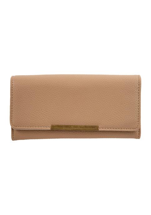 New Directions® Pebble Filemaster Minibar Wallet