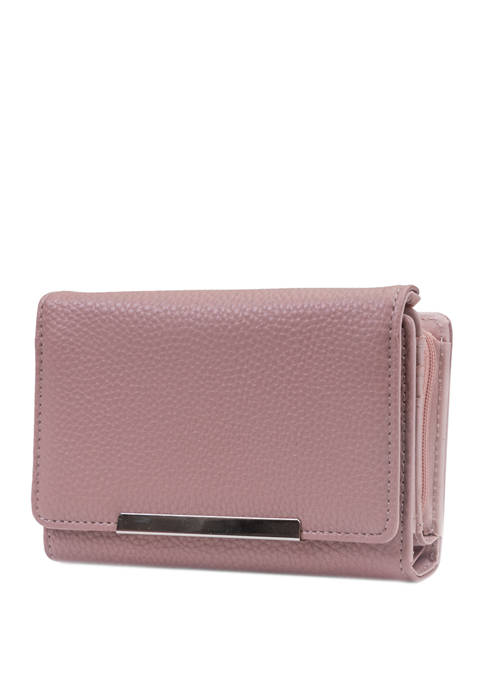 New Directions® Pebble Amsterdam Wallet
