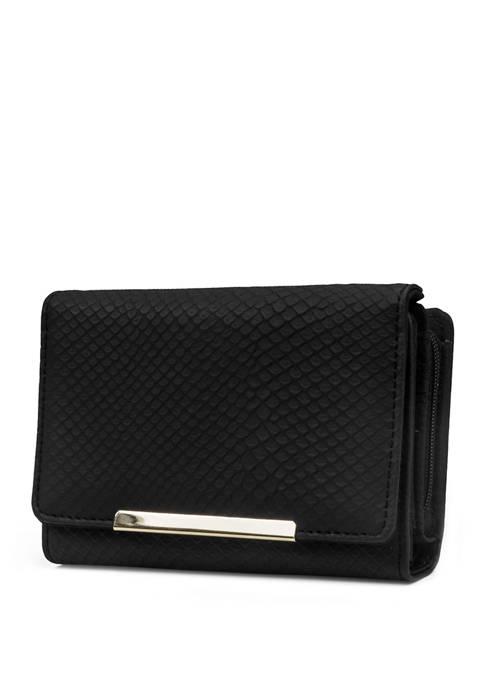 New Directions® Fierce Snake Amsterdam Minibar Wallet