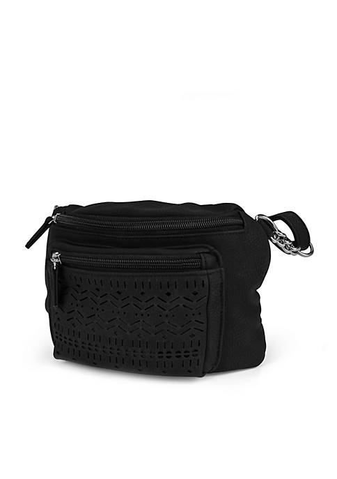 New Directions® Connie Perfect Fanny Pack Crossbody