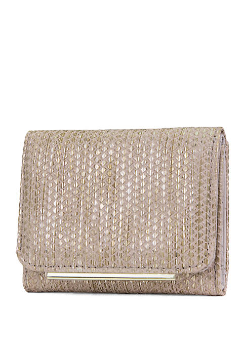 Woven Anna Wallet with Underbar