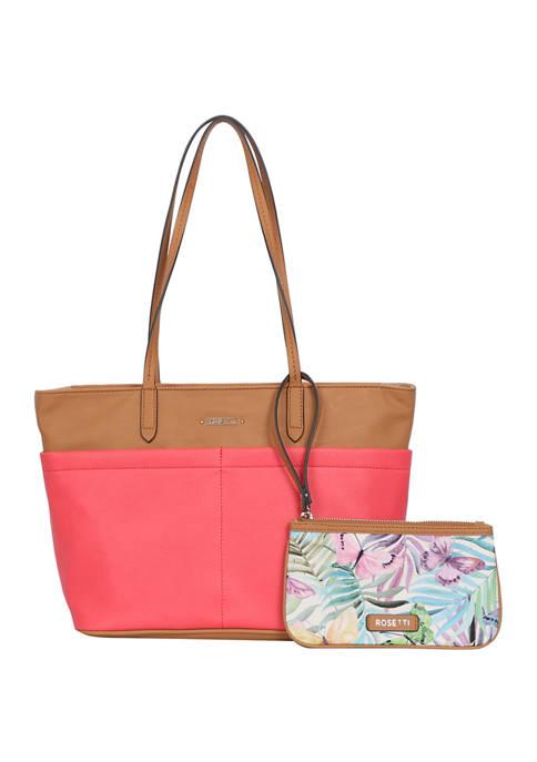 Rosetti Camella Rose Tessa Tote Bag