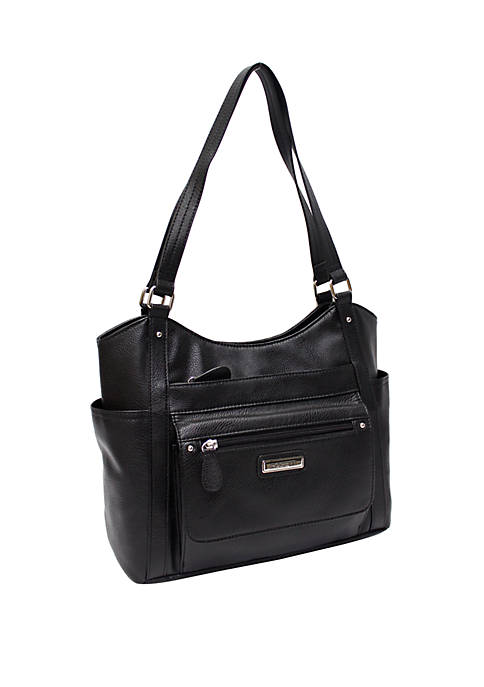 Riverside Four Poster Shoulder Bag