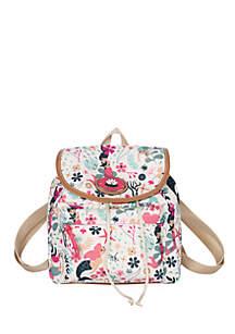 Lily Bloom Minnie Mermaid Backpack
