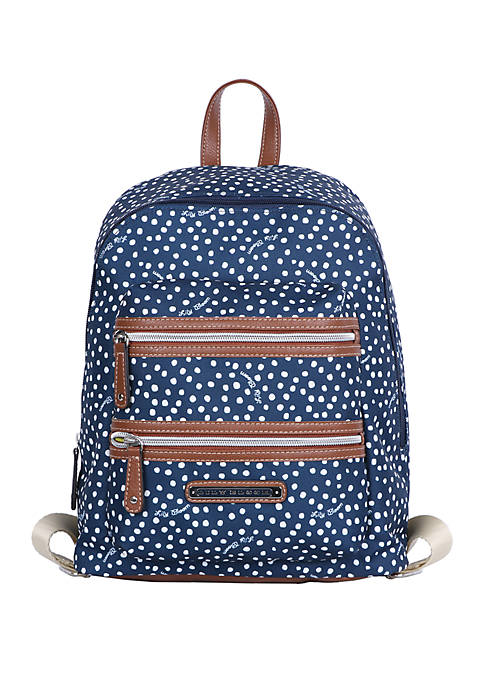 Lily Bloom Zinnia Backpack