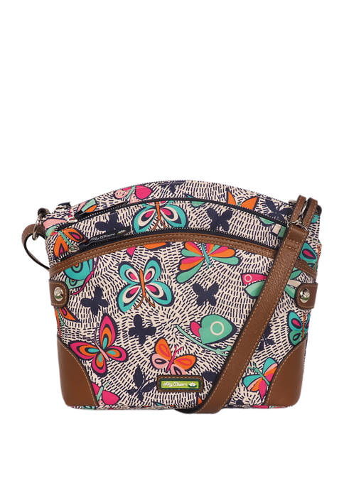 Lily Bloom Uma Coho Crossbody Bag