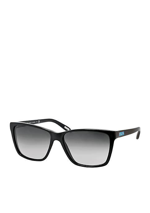 Large Retro Sunglasses