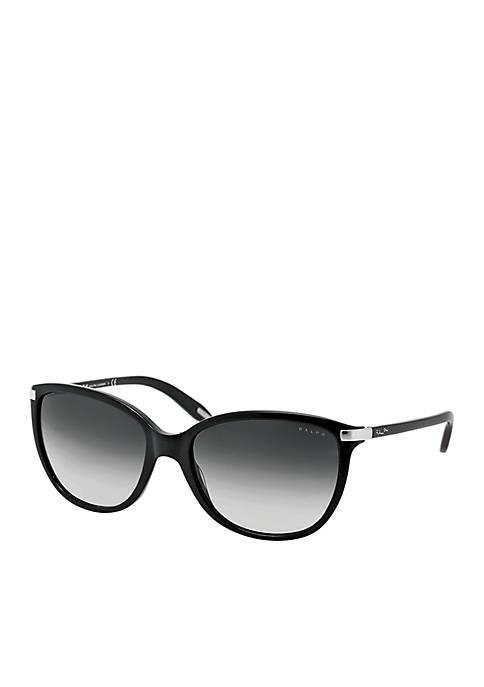 Ralph Lauren Plastic Cateye Sunglasses
