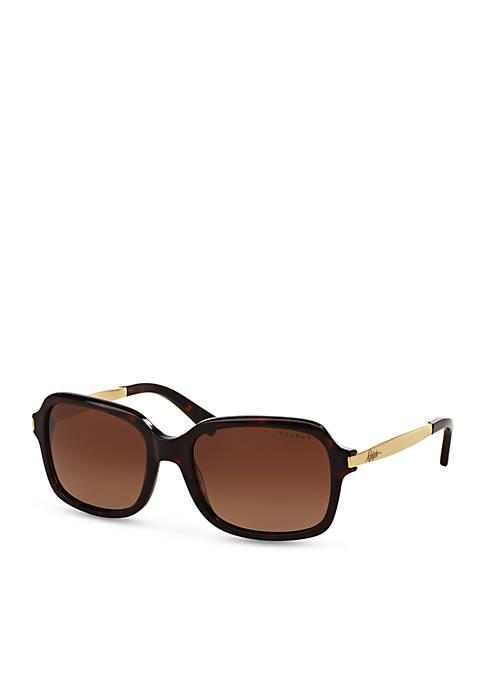 Ralph Lauren Extended Temple Sunglasses