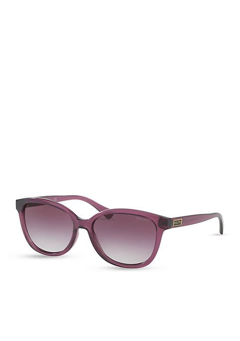 Small Logo SQ Sunglasses