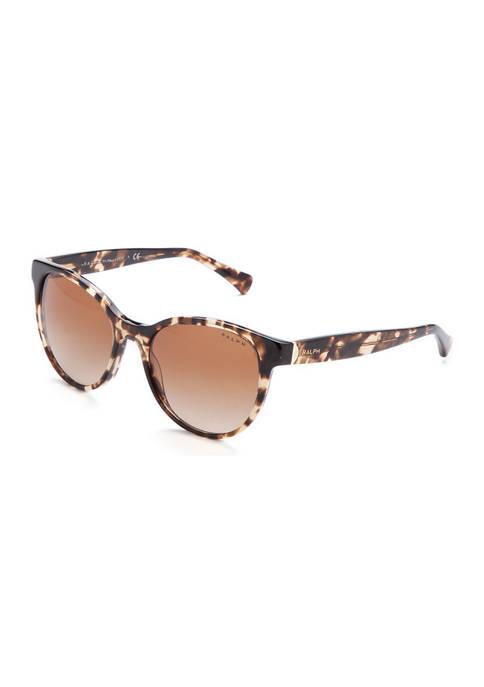 Ralph Lauren Plastic Round Sunglasses