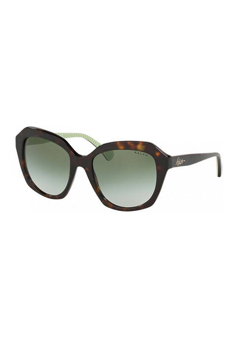 Ralph Lauren Oval Square Sunglasses