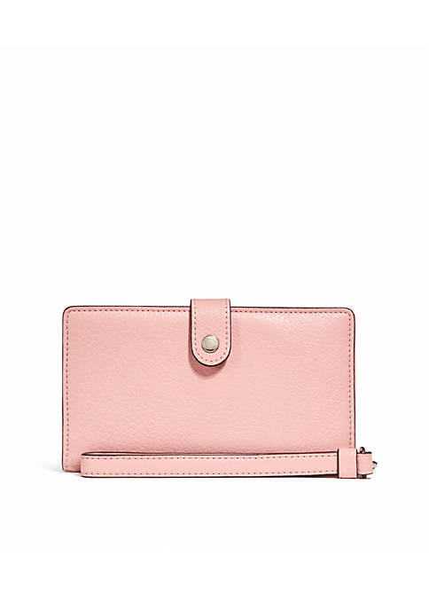 COACH Boxed Phone Wristlet
