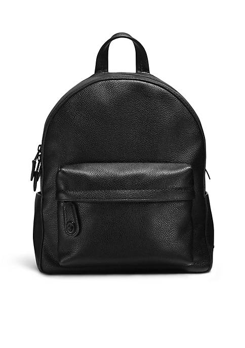 COACH Solid Smooth Backpack