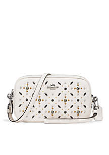 Prairie Rivet Crossbody Clutch