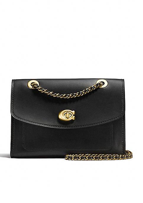 4906b5f1cffa COACH Refined Calf Leather Parker Shoulder Bag