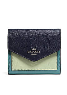 Colorblock Small Wallet