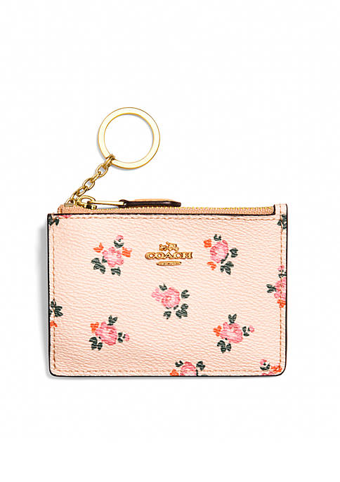 COACH Mini ID Skinny Crossbody