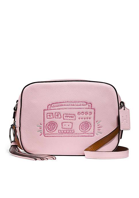 COACH Boombox Camera Bag