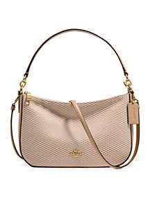 Legacy Jacquard Chelsea Crossbody Bag