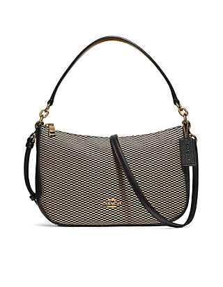 36511d19 Legacy Jacquard Chelsea Crossbody Bag