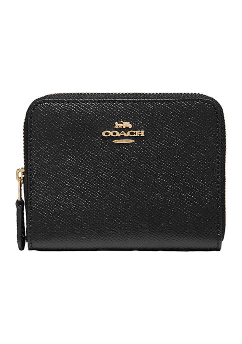 COACH Crossgrain Leather Wallet
