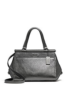71fe7a1d268b COACH Metallic Grace 20 Crossbody Bag