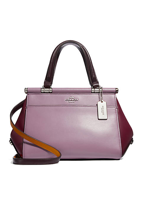 COACH Colorblock Grace Bag 20