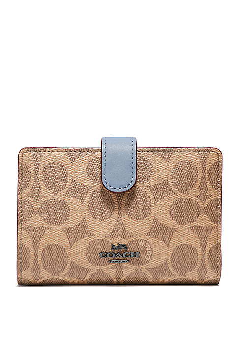 COACH Medium Signature Wallet