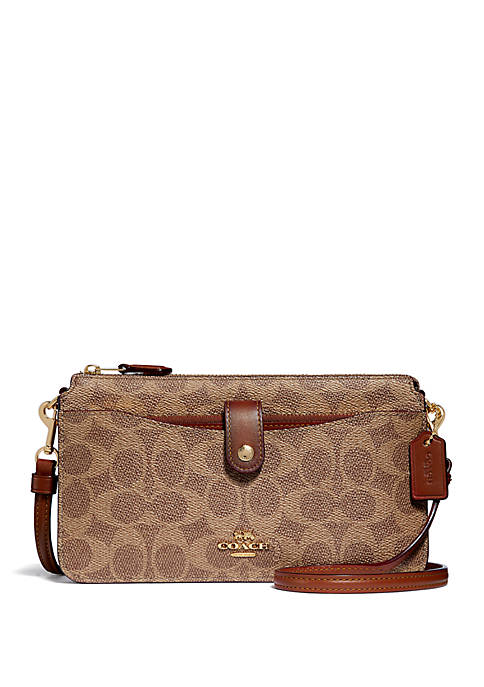 COACH Noa Pop Up Crossbody Bag