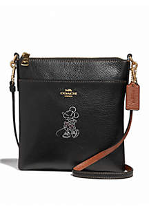 Minnie Motif Crossbody Bag