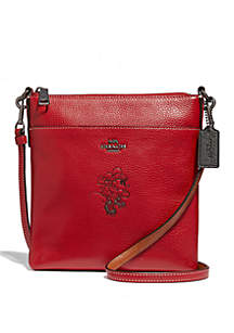 Minnie Motif Crossbody Bag