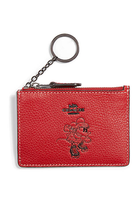 Boxed Minnie Mouse Skinny ID Case