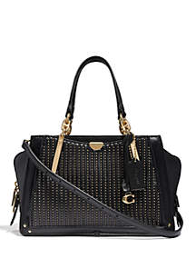 Dreamer Quilted Satchel