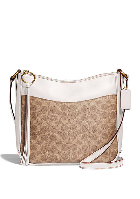COACH Chaise Signature Logo Crossbody Bag